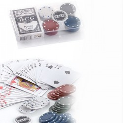 SET POKER 25 FICHAS